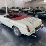 Voiture Ancienne Vendre Mg Mgb Mk1 Frigidaire Pull Roadster 3