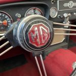 Voiture Ancienne Vendre Mg Mgb Mk1 Frigidaire Pull Roadster 32