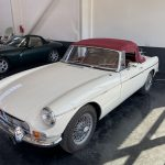 Voiture Ancienne Vendre Mg Mgb Mk1 Frigidaire Pull Roadster 35