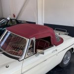 Voiture Ancienne Vendre Mg Mgb Mk1 Frigidaire Pull Roadster 36