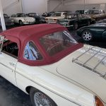 Voiture Ancienne Vendre Mg Mgb Mk1 Frigidaire Pull Roadster 37