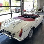 Voiture Ancienne Vendre Mg Mgb Mk1 Frigidaire Pull Roadster 4