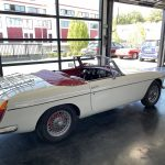 Voiture Ancienne Vendre Mg Mgb Mk1 Frigidaire Pull Roadster 5