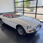 Voiture Ancienne Vendre Mg Mgb Mk1 Frigidaire Pull Roadster 6