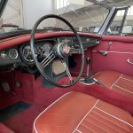 Voiture Ancienne Vendre Mg Mgb Mk1 Frigidaire Pull Roadster 9