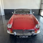 Voiture Ancienne Vendre Mg Mgb Roadster Essen Rouge 11