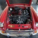 Voiture Ancienne Vendre Mg Mgb Roadster Essen Rouge 18