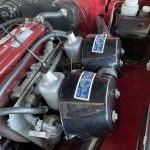 Voiture Ancienne Vendre Mg Mgb Roadster Essen Rouge 24