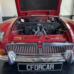 Voiture Ancienne Vendre Mg Mgb Roadster Essen Rouge 26