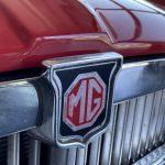 Voiture Ancienne Vendre Mg Mgb Roadster Essen Rouge 36