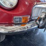 Voiture Ancienne Vendre Mg Mgb Roadster Essen Rouge 37