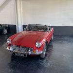 Voiture Ancienne Vendre Mg Mgb Roadster Essen Rouge 4
