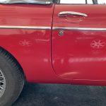 Voiture Ancienne Vendre Mg Mgb Roadster Essen Rouge 40