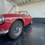 Voiture Ancienne Vendre Mg Mgb Roadster Essen Rouge 45