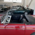 Voiture Ancienne Vendre Mg Mgb Roadster Essen Rouge 6