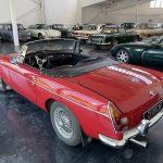 Voiture Ancienne Vendre Mg Mgb Roadster Essen Rouge 8