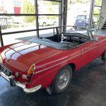 Voiture Ancienne Vendre Mg Mgb Roadster Essen Rouge 9