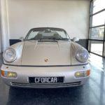 Voiture Ancienne Vendre Porsche 964 Cabriolet 911 2