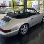Voiture Ancienne Vendre Porsche 964 Cabriolet 911 7