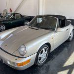 Voiture Ancienne Vendre Porsche 964 Cabriolet 911 9