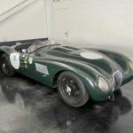 Voiture Ancienne Vendre Typec Proteus Copycat Jaguar 10