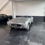 Voiture Ancienne Vendre Mercedes 190sl Rennsport Slr 1