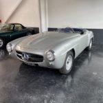 Voiture Ancienne Vendre Mercedes 190sl Rennsport Slr 2