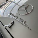 Voiture Ancienne Vendre Mercedes 190sl Rennsport Slr 34