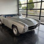 Voiture Ancienne Vendre Mercedes 190sl Rennsport Slr 5