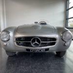 Voiture Ancienne Vendre Mercedes 190sl Rennsport Slr 6