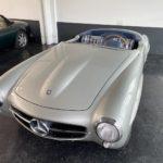 Voiture Ancienne Vendre Mercedes 190sl Rennsport Slr 9