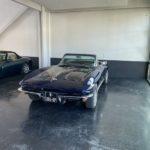 Voiture Ancienne Vendre Chevrolet Corvette C2 Cabriolet Stingray 1