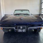 Voiture Ancienne Vendre Chevrolet Corvette C2 Cabriolet Stingray 3