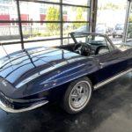 Voiture Ancienne Vendre Chevrolet Corvette C2 Cabriolet Stingray 7