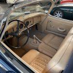 Voiture Ancienne Vendre Jaguar Xk150 Roadster Blue 12