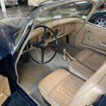 Voiture Ancienne Vendre Jaguar Xk150 Roadster Blue 13