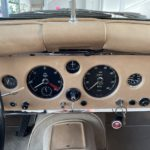 Voiture Ancienne Vendre Jaguar Xk150 Roadster Blue 15