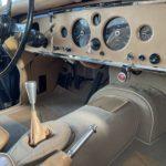 Voiture Ancienne Vendre Jaguar Xk150 Roadster Blue 20