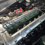 Voiture Ancienne Vendre Jaguar Xk150 Roadster Blue 25