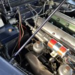 Voiture Ancienne Vendre Jaguar Xk150 Roadster Blue 27