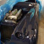 Voiture Ancienne Vendre Jaguar Xk150 Roadster Blue 39