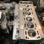 Voiture Ancienne Vendre Jaguar Xk150 Roadster Blue 43
