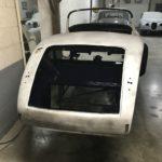 Voiture Ancienne Vendre Jaguar Xk150 Roadster Blue 45