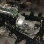 Voiture Ancienne Vendre Jaguar Xk150 Roadster Blue 52
