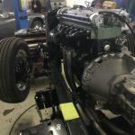 Voiture Ancienne Vendre Jaguar Xk150 Roadster Blue 53