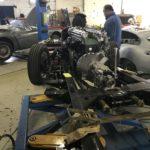 Voiture Ancienne Vendre Jaguar Xk150 Roadster Blue 54