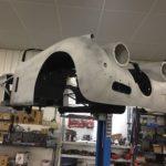 Voiture Ancienne Vendre Jaguar Xk150 Roadster Blue 56