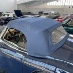 Voiture Ancienne Vendre Jaguar Xk150 Roadster Blue 9